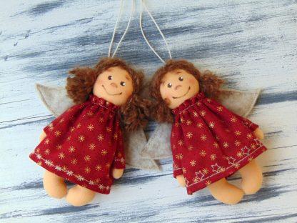 кукличка ангелче