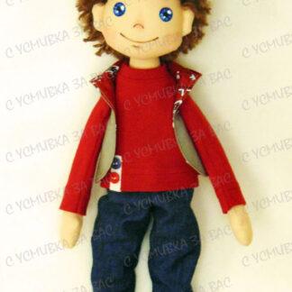 кукла момче Рошко