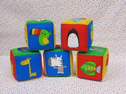 меки бебешки кубчета