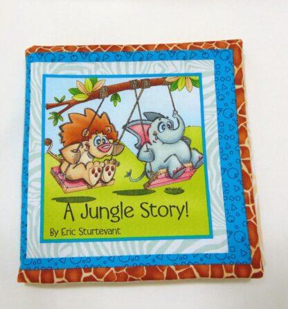 Тиха книжка история за джунглата