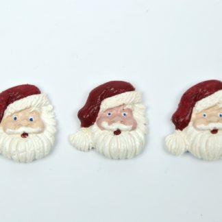 Дядо Коледа от глина